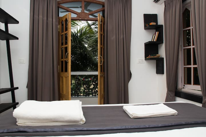 Deluxe apartment close to Mandrem beach