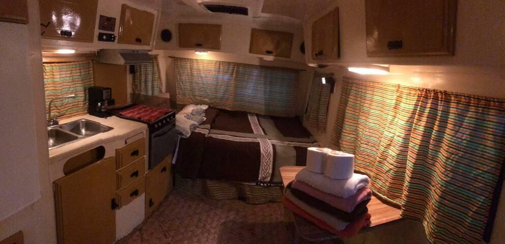 Zona de dormitori