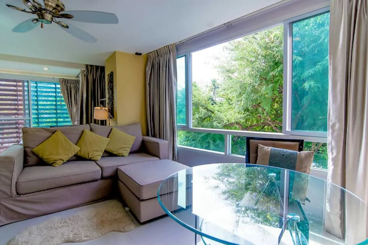 Luxury apartment in the heart of CM - Chiang Mai - Apartment