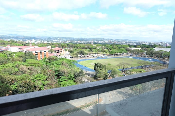 1BR Furnished Vista Katipunan