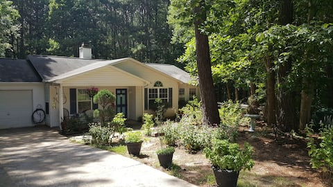 Mooresville Forest  House