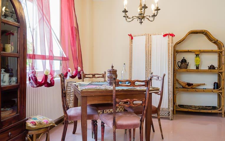 HOLIDAYS IN CONERO NUMANA TAUNUS - Villaggio Taunus numana - Huis