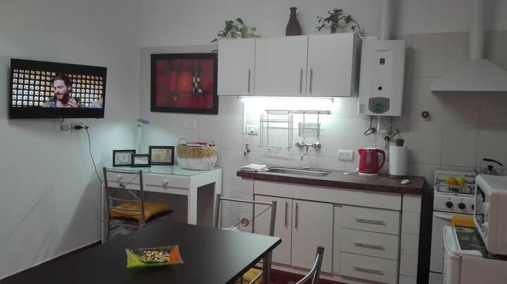 Apartamento totalmente equipado en centro San Luis