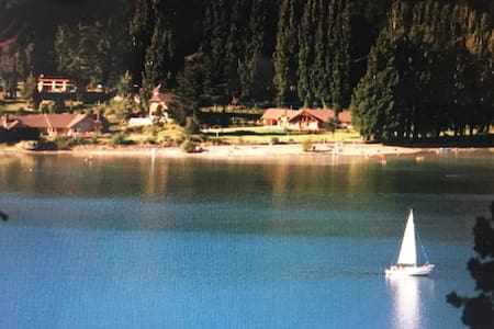 Home on the lake Bariloche Patagonia Argentina