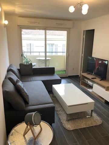 Appartement moderne, en plein coeur de Marseille