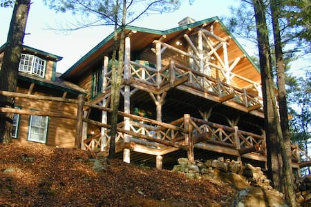 Cliffside Lodge at Camp North Star