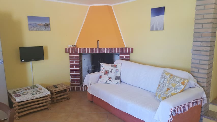 Mare Teulada holiday for 2 up to 4 people