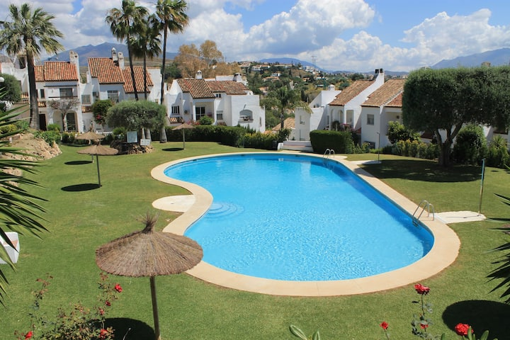 Lovely townhouse in the Costa del Sol