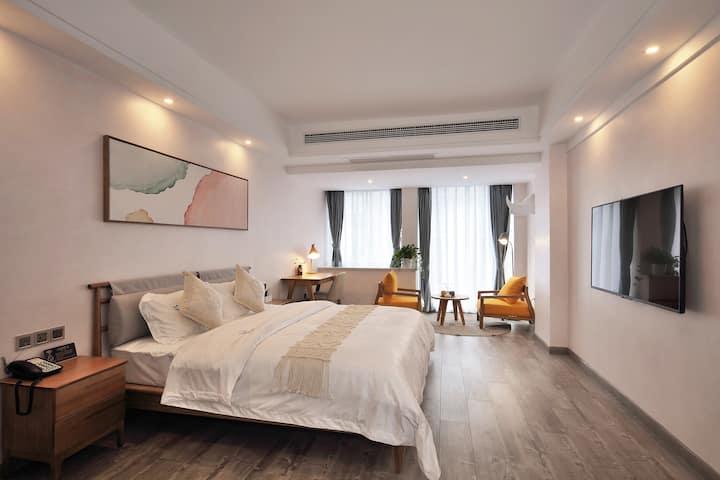 Nordic Style Hotel in Zhangjiajie Tianmen Mountain