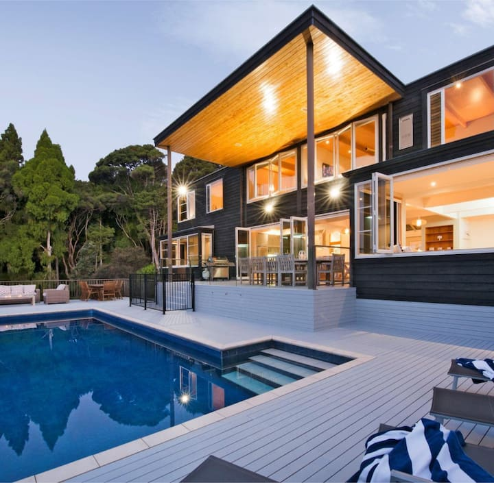 Resort style holiday home, Paihia Bay of Islands