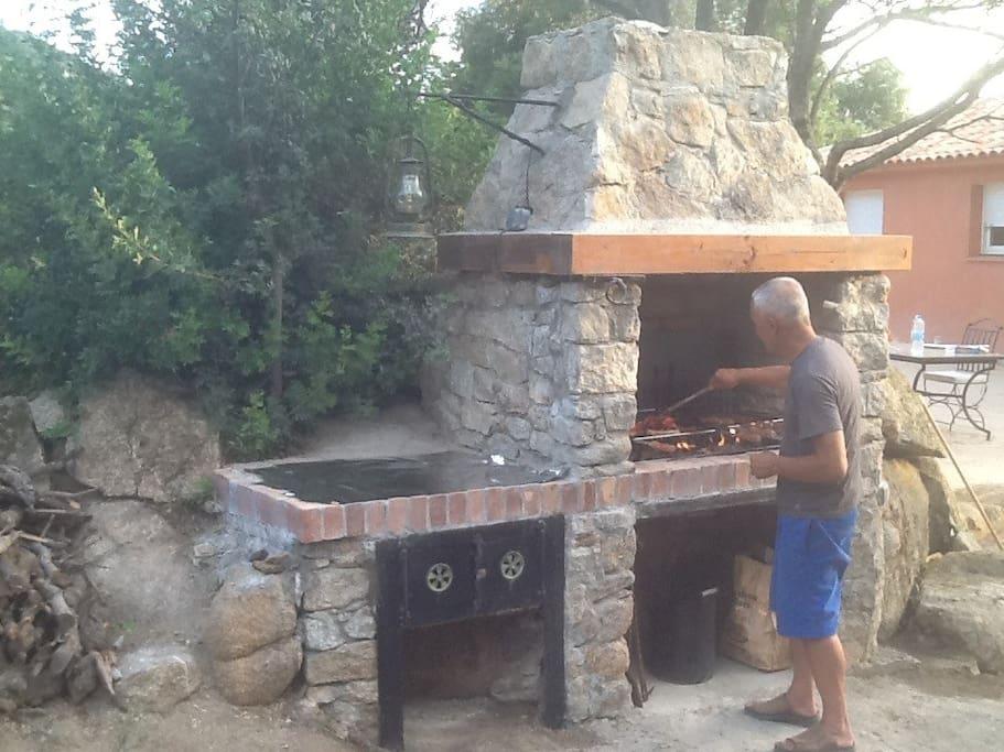 Barbecue/Cuisine d'été