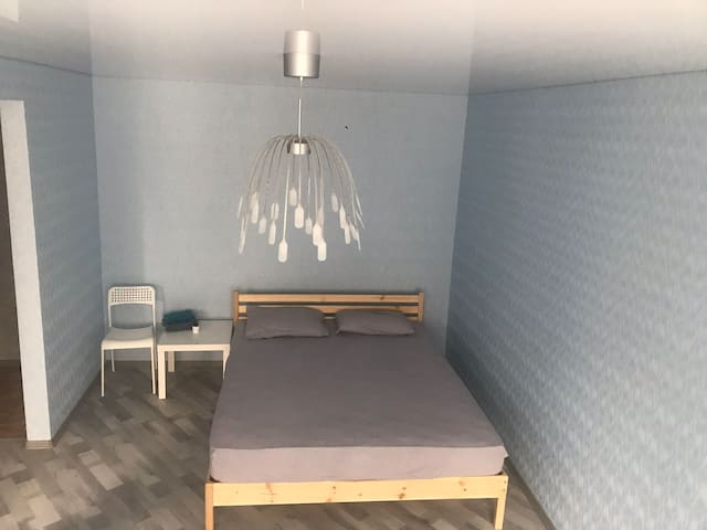 Уютная квартира в хорошем районе города