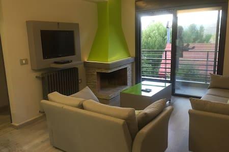Faraya Modern Mountain Chalet - Beirute - Chalé