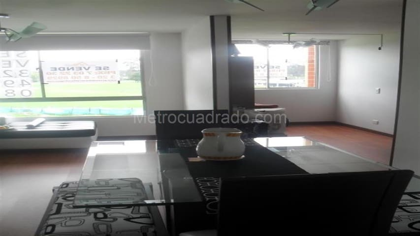 Hermoso apartamento - Gachancipa - Appartement