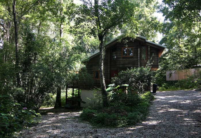Chalet in Florida Park, 1/2 mile from campus