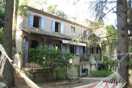 Espace Mycelium - Montarnaud - Rumah
