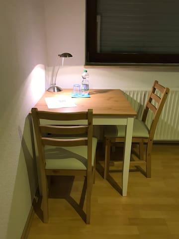 Tisch zum Arbeiten