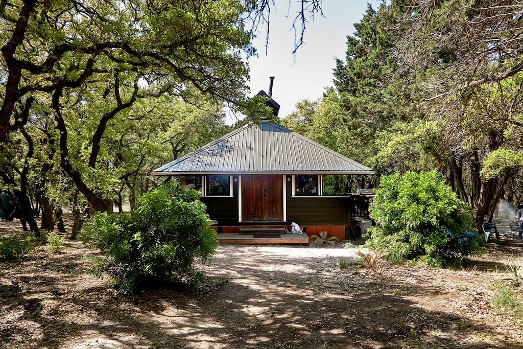 Wimberley Cabin In The Woods Cabins For Rent In