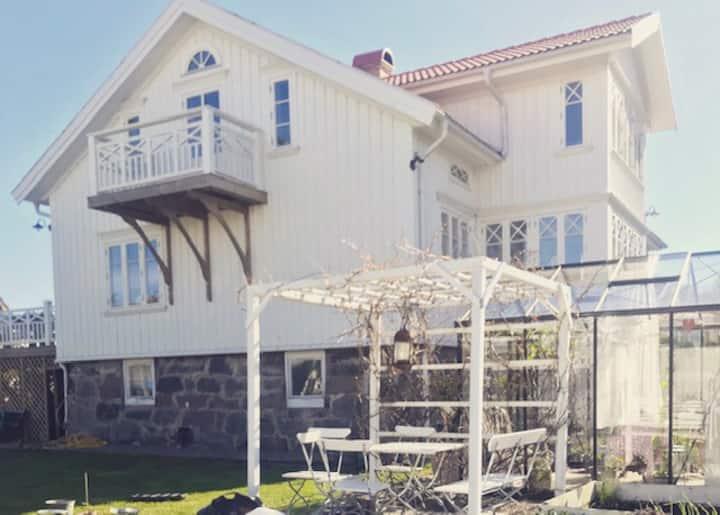 Kaptenshus i Göteborgs skärgård!