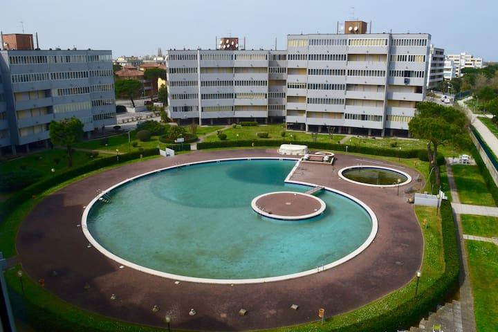 Affitto appartamento vista mare - Lido Adriano - Apartment