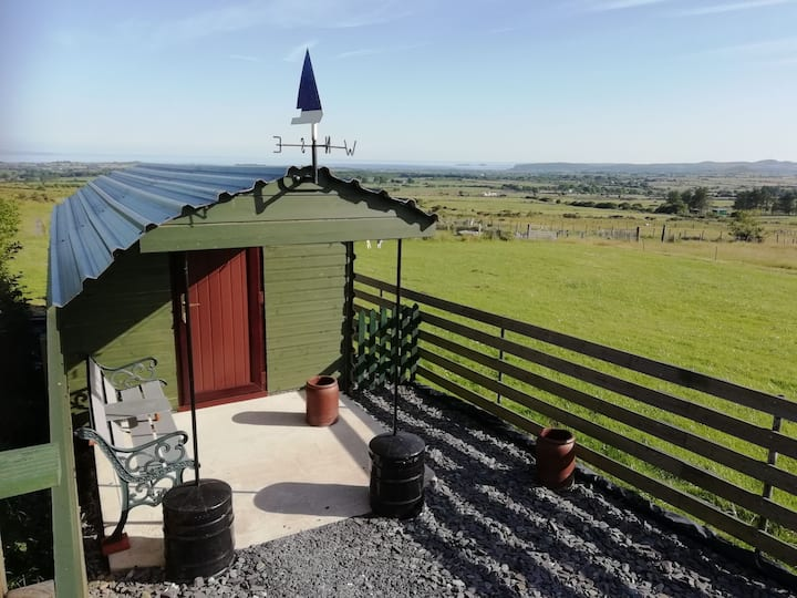 Luxury Glamping Pod on the Llyn Peninsula