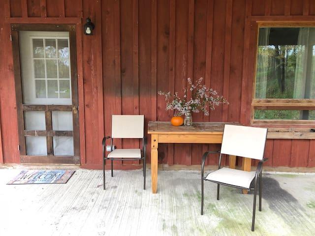 Quiet Retreat in the Northern Catskills
