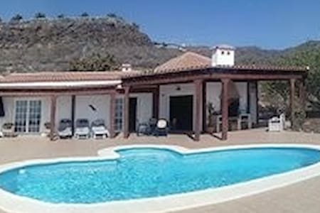 Beautiful  & private Guest House in a big Villa . - Adeje - Byt