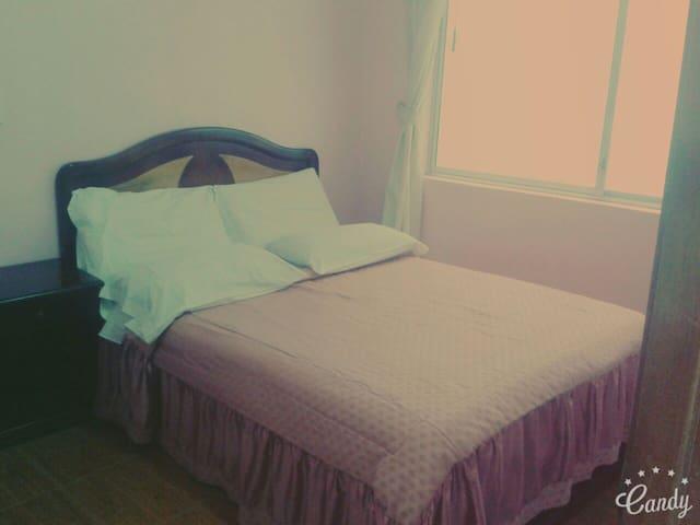 Habitacion matrimonial - Banos - Apartamento