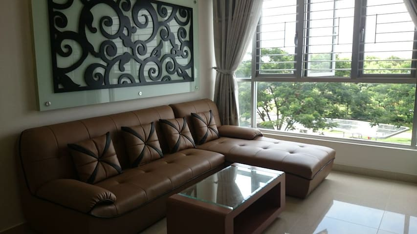 Apartment 2BR district 12 great palce for stay - Ho Chi Minh