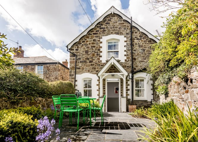 Beautiful cottage close to beaches - Poughill - Hus