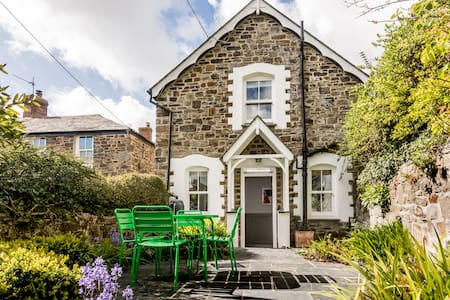 Beautiful cottage close to beaches - Poughill