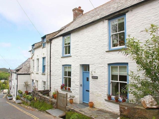 FAIRFIELD COTTAGE, family friendly in Boscastle, Ref 959695