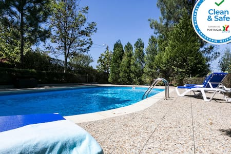 Tapadinho Nature and Pool - Countryside Villa