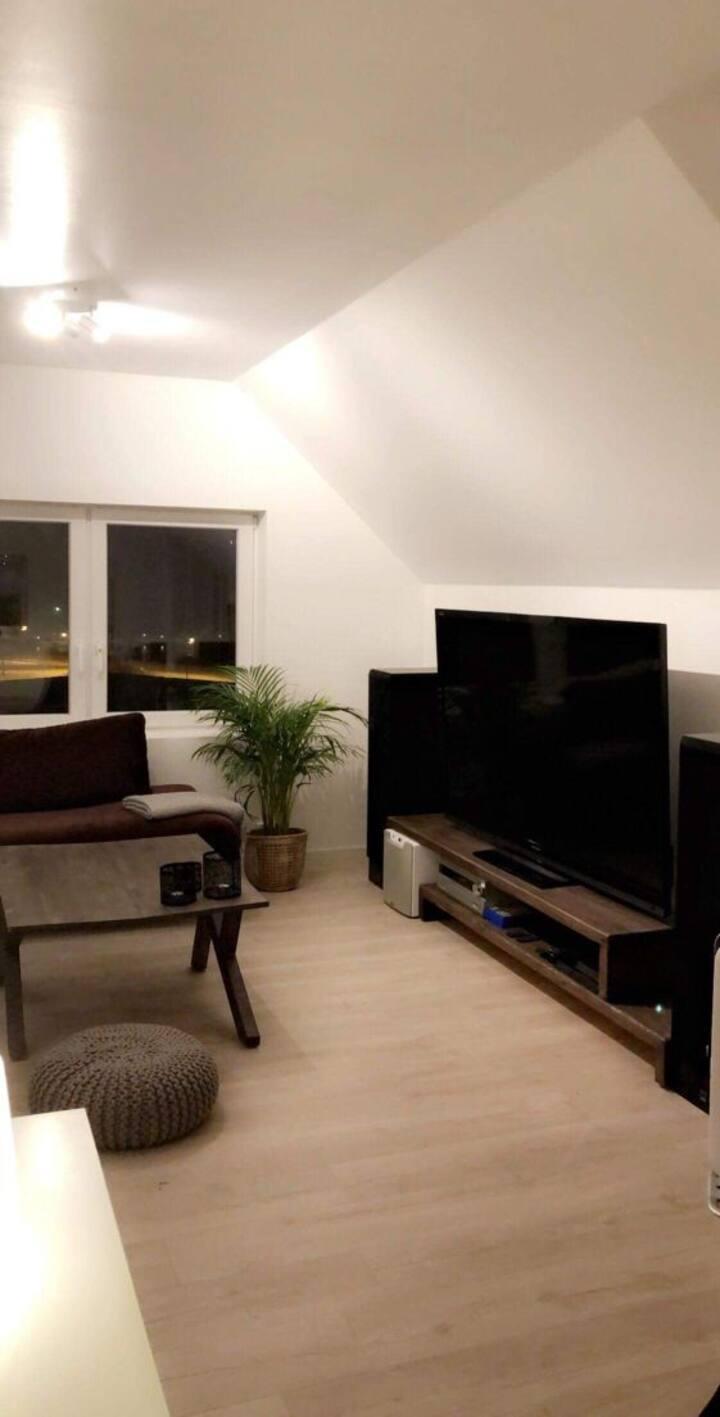 New apartment in harstad centrum.