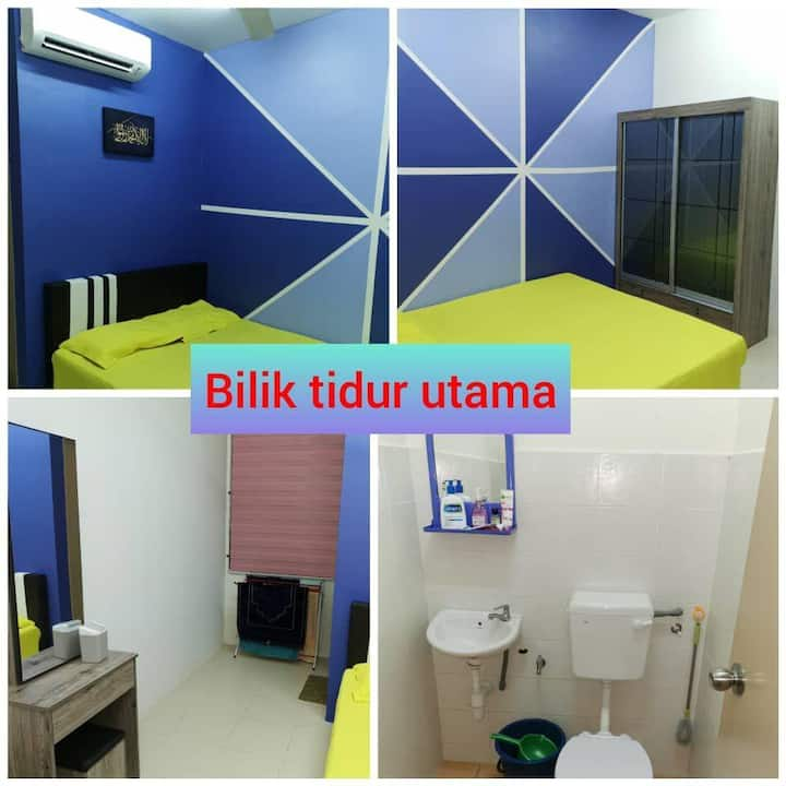Bukit Gambang Homestay Qhalif Guest House