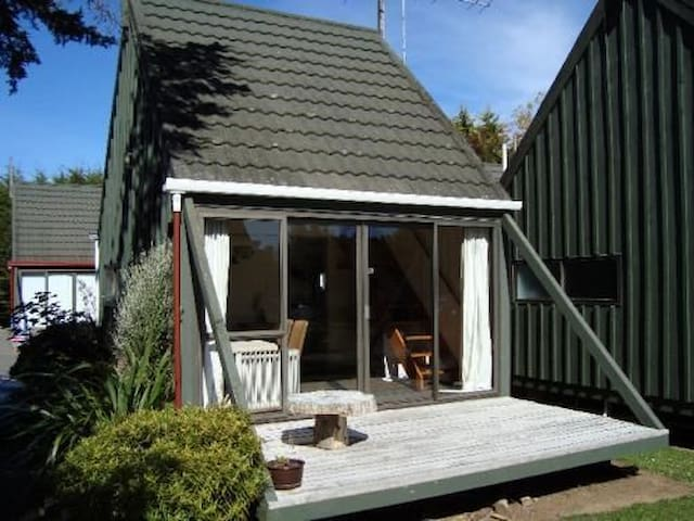 Tiny House in Ohakune - Ohakune - Cabana