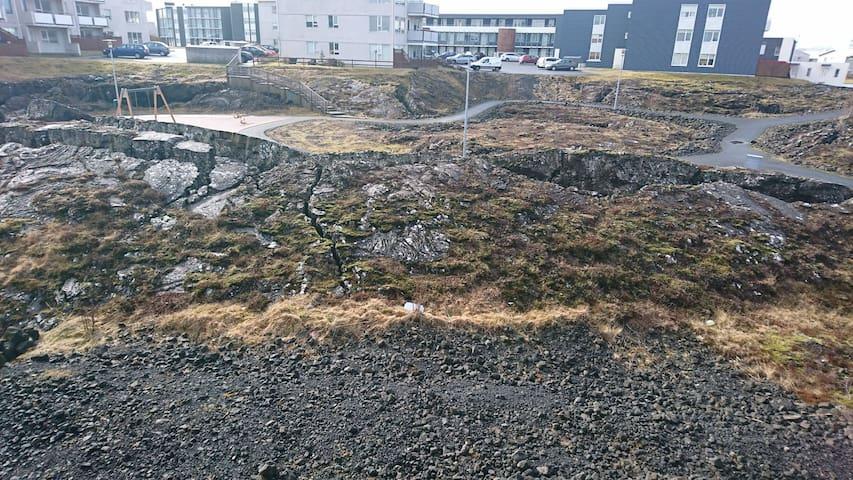 Amazing area, near wellness center. - Hafnarfjörður - Talo