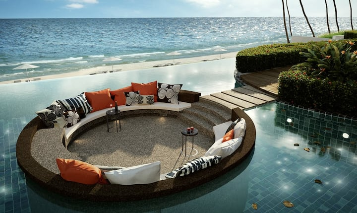 E Like Vacation Studio @ Timur Bay Beach Resort