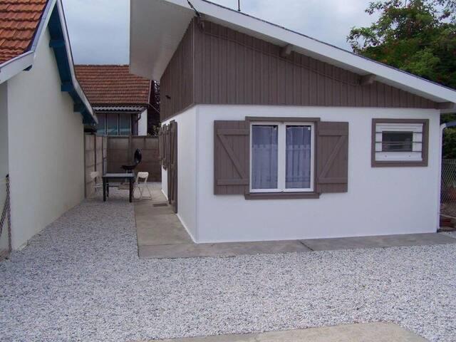 Charmante petite maison au cap ferret