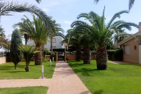 BEACH & GOLF APARTMENT - El Grao de Castellón - Penzion (B&B)