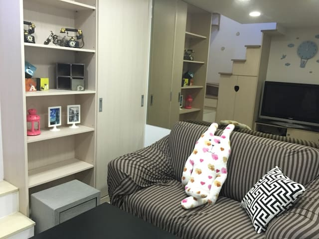 Loft@shilin MRT 5mins New Open