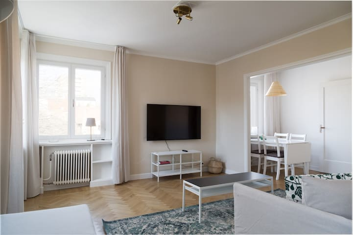 Top Renovated Apartment for 4 people