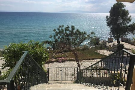 sea view apartment - Siviri