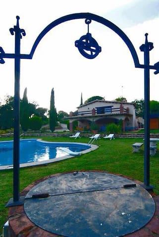 magnifica villa nataly - Lloret de Mar - Casa