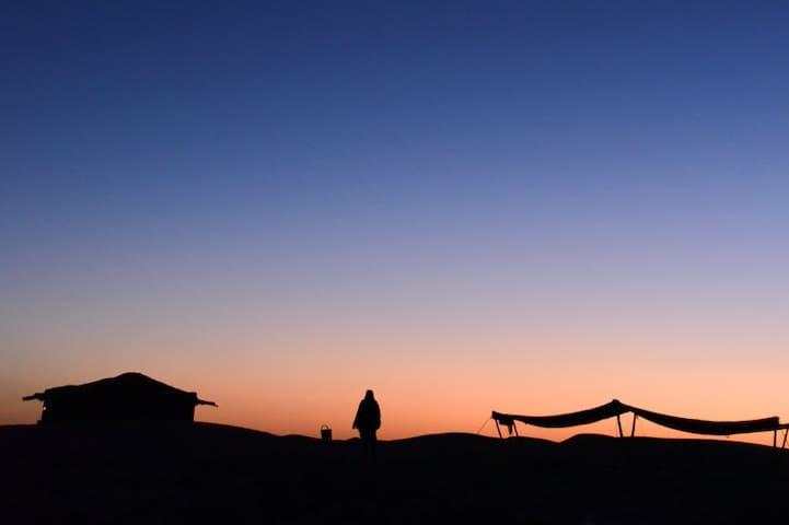 Sahara Sunrise Desert Camp