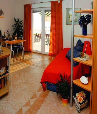 Rea sea view apartment 2+2 - Tučepi - Apartment