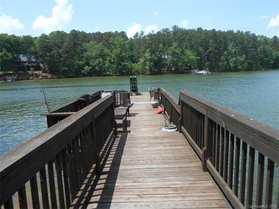 High Rock Lake Cabin Houses For Rent In Richfield North