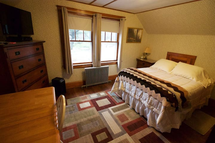 Private Bedroom in Foxboro, MA - Foxborough - Hus