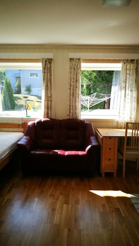Studio for staying 7 days or more to Christmas