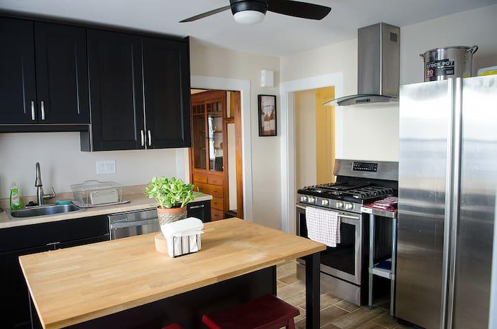 Perfect & Practical Boston Rental (1,000+ sqft)